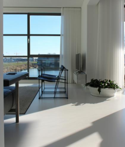 Appartement Dordrecht Gietvloer -