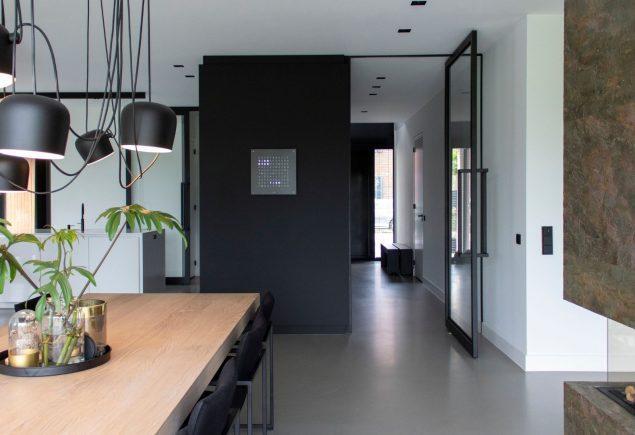 Gietvloer Dordrecht Modern Nieuwbouwhuis
