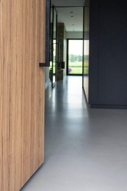 Gietvloer Dordrecht Project Modern Nieuwhuis