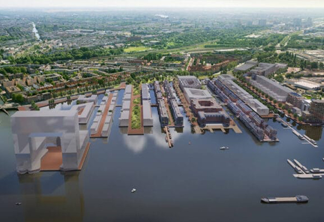 Project - Amsterdam haven